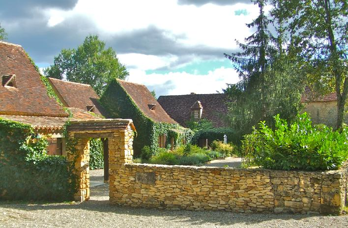 B and B France Dordogne: The B and B at La Millasserie,